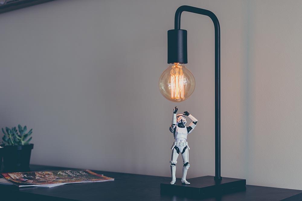Storm Trooper idea