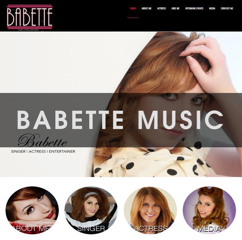 Babette Music