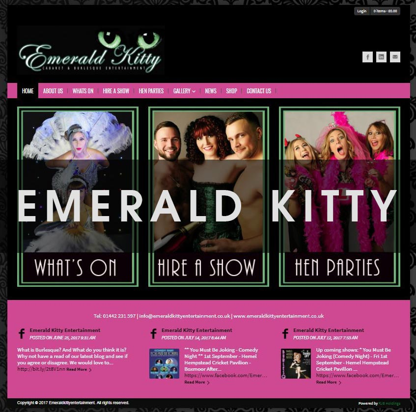 Emerald-Kitty