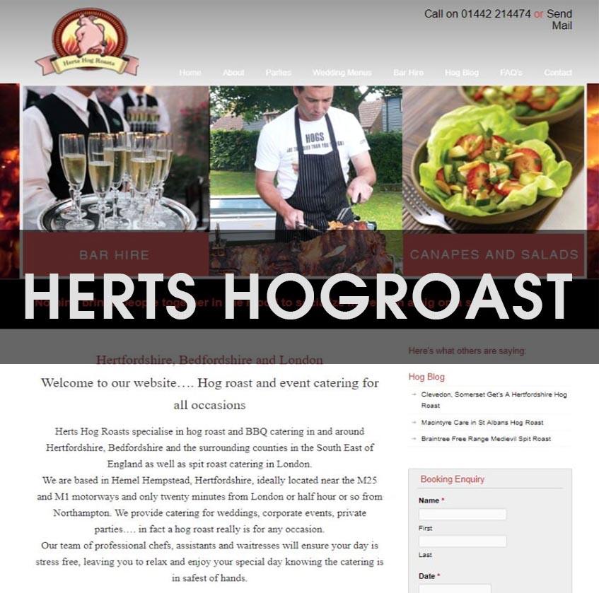 HERTS HOGROAST